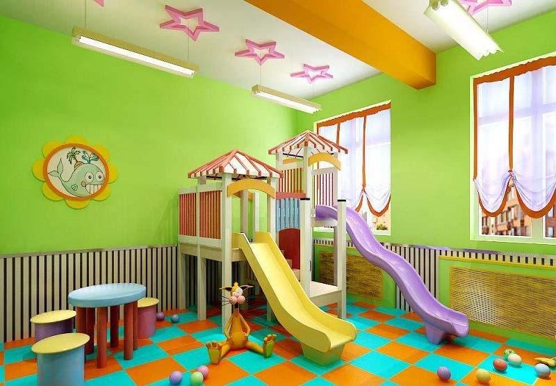 成都幼儿园装修设计要素