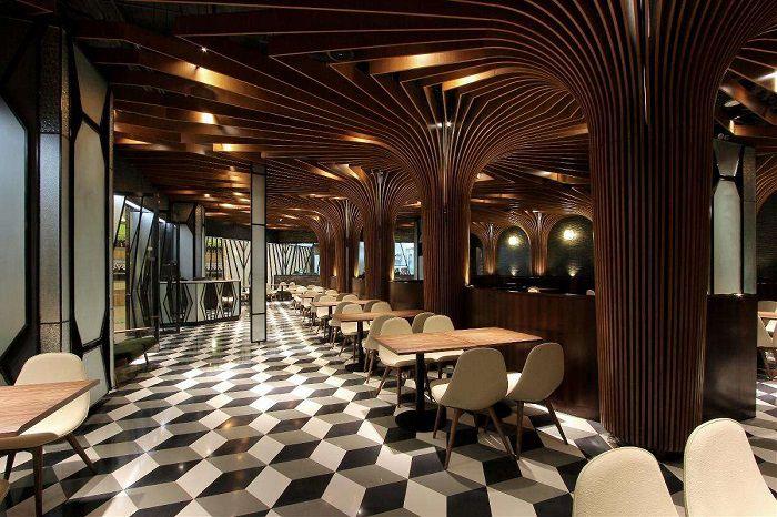 成都餐厅装修设计哪家专业?