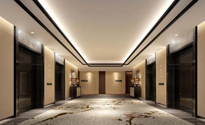 酒店走廊怎么设计