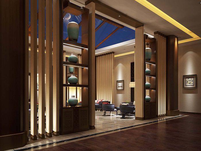 如何打造中式酒店装修设计