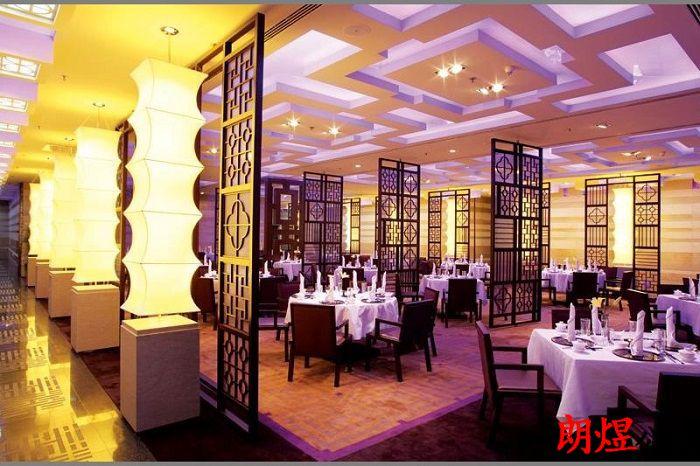成都中餐厅装修设计