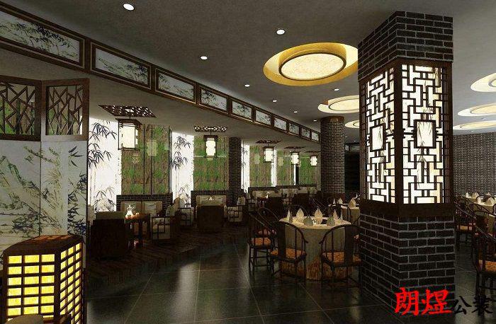 成都中餐厅设计布局都有哪些特点