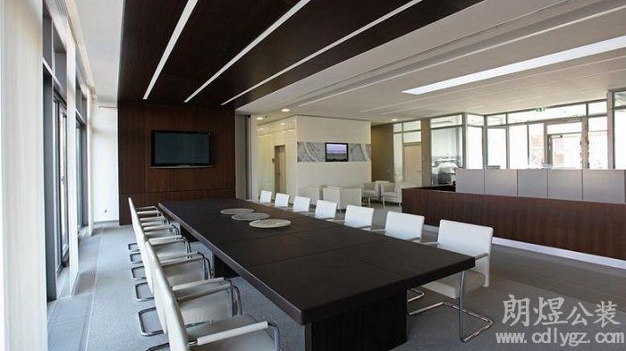 办公室会议室装修案例