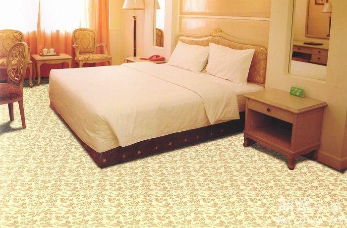 成都酒店装修如何选择地毯?
