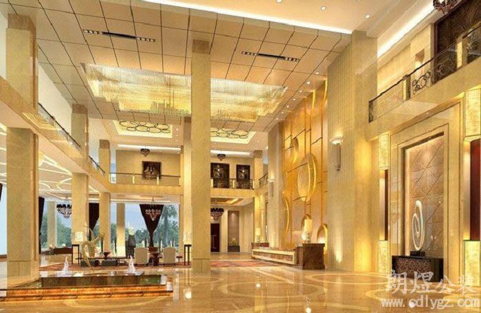 欧式风格商务酒店