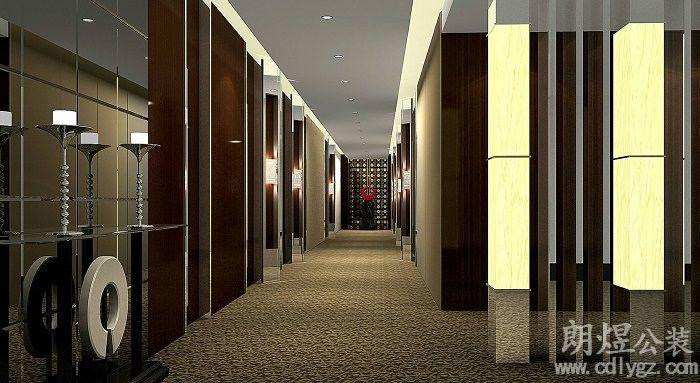 现代风格商务酒店